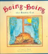 Boing-boing the Bionic Cat