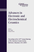 Advances in Electronic and Electrochemical Ceramics