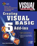 Visual Developer Creating Visual Basic 5