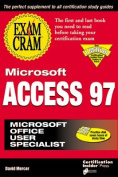 Access 97 Exam Cram