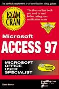 Access 97 Exam Cram