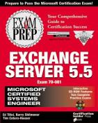 MCSE Exchange Server 5.5 Exam Prep