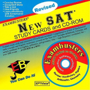 New SAT Study Cards and CD-ROM [With CDROM]