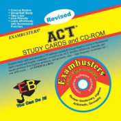 ACT Study Cards and CD-ROM [With CDROM]