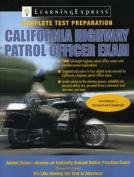 California Highway Patrol Officer Exam (California Highway Patrol Officer Exam