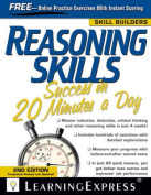 Reasoning Skills Success in 20 Minutes a Day, Third Edition