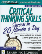 Critical Thinking Skills Success, Second Edition