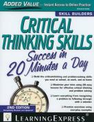 Critical Thinking Skills Success, Second Edition
