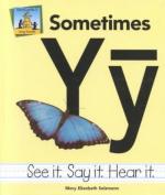 Sometimes Y Y