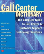The Call Centre Dictionary