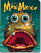 The Adventures of Max the Minnow [Board book]