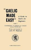 Gaelic Made Easy Part 3 [CEL]
