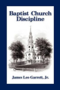 Baptisit Church Discipline