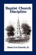 Baptisit Church Discipline
