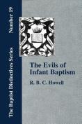 The Evils of Infant Baptism