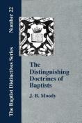 The Distinguishing Doctrines Of Baptists