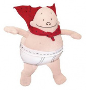 Captain Underpants Plush Action Doll