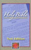 Large Print Text Bible-NASB [Large Print]