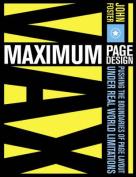 Maximum Page Design