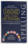 New International Standard Spelling Dictionary