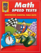 Math Speed Tests, Book 1