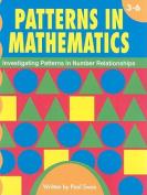 Patterns in Mathematics, Grades 3-6