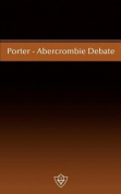 Porter - Abercrombie