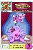 Tutu Twins (Phonics Comics