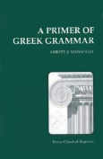 Primer of Greek Grammar
