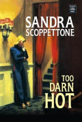 Too Darn Hot [Large Print]
