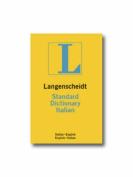 Langenscheidt Standard Dictionary Italian