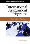 International Assignment Programs