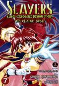 Slayers Super-Explosive Demon Story Volume 7