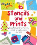 Stencils & Prints (Art Smart)