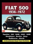 Fiat 500 1936-1972 - Road Test Portfolio