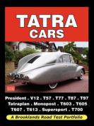 Tatra Cars - Road Test Portfolio