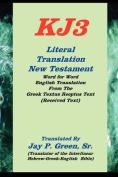 literal translation new testament-oe-kj3 [Large Print]