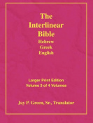 Larger Print Bible-Il-Volume 3 [Large Print]