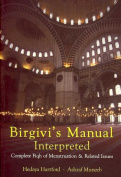 Birgivi's Manual Interpreted