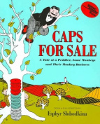 Caps for Sale with CD [With Paperback Book] [Audio]