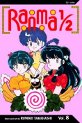 Ranma 1/2, Vol 8, 2nd Ed: v.8