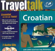 Croatian [With Lonely Planet Phrasebook W/2-Way Dictionary]