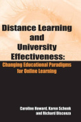 Distance Learning and University Effectiveness