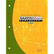 Saxon Math Homeschool 6/5