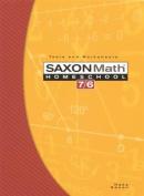 Saxon Math Homeschool 7/6