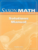 Saxon Math, Course 3