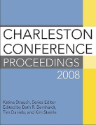 Charleston Conference Proceedings 2008