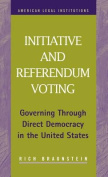 Initiative and Referendum Voting