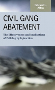 Civil Gang Abatement