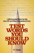 Test Words You Should Know